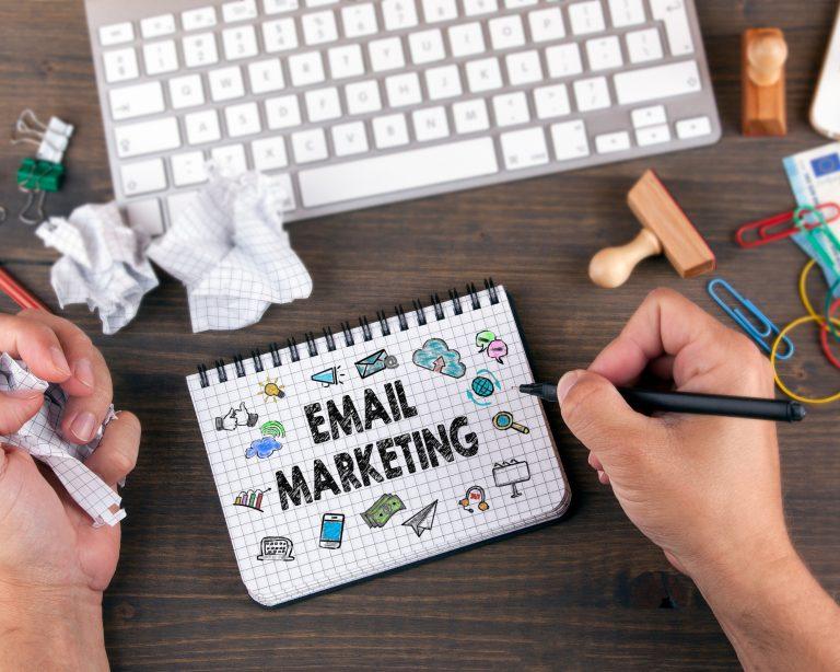Photo Email marketing