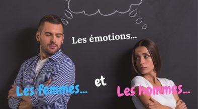 Les émotions – Les hommes et les femmes gèrent-ils leurs émotions différemment ?