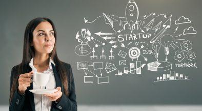 Pour 63% des femmes, créer son entreprise est très tentant!