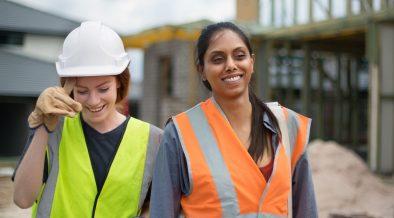 Femmes dans le BTP : des métiers qui attirent et qui s'adaptent